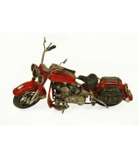 Miniatura de metal Harley Davidson