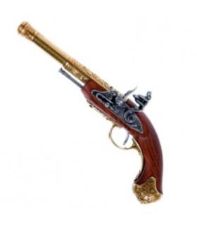 gun faísca Índia, s.XVIII