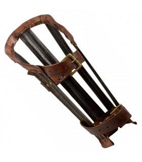 Vikings protetores de perna