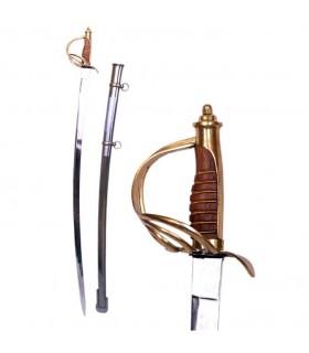 século XIX sabre de cavalaria US