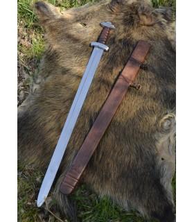 Viking espada com bainha, funcional