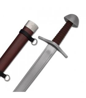 Norman Espada um lado, funcional