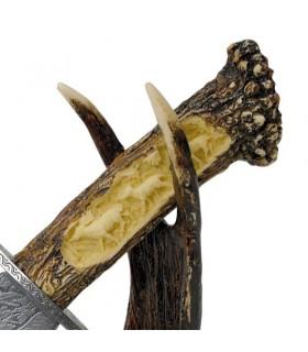 Cervos faca decorativos