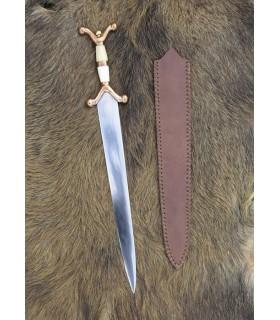Celtic espada curta, 63 cms.