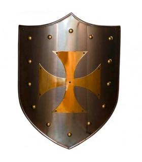 Cruz Templária proteger latonado