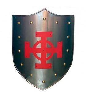 Brasão Celtic Cruz Vermelha