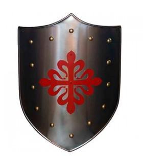 Calatravos escudo da Cruz Vermelha
