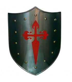Cruz Vermelha escudo santiaguista