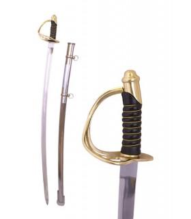 US modelo sabre de cavalaria 1860