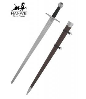 mão da espada medieval funcional