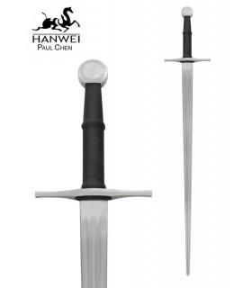 espada de treinamento Albrecht, mão e meia