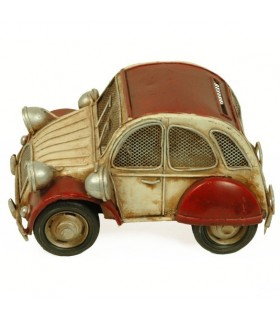 Miniatura de carro Citroen 2CV, Money Box