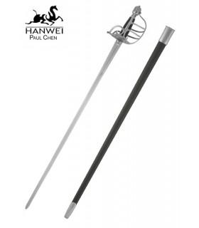 práticas espada punho mortuárias