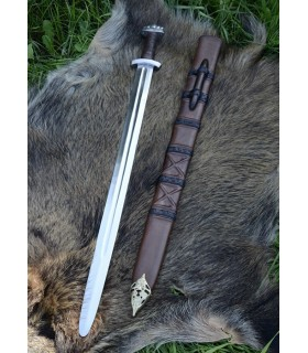 Viking Espada longa para prática