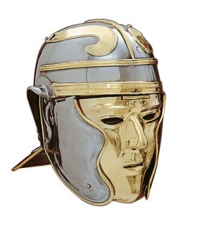 Imperial máscara capacete Galo