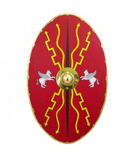 Roman Escudo pretoriana