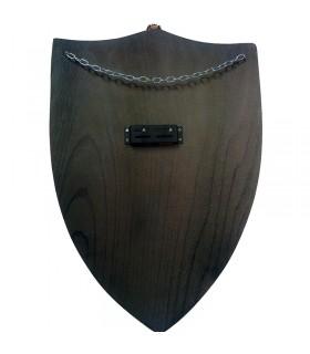 Escudo da Ordem dos Cavaleiros Hospitalários