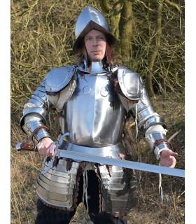 armadura de infantaria completo, do século XVI