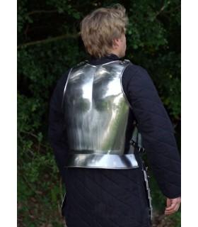 Peitoral e costas com as coxas, do século XVI