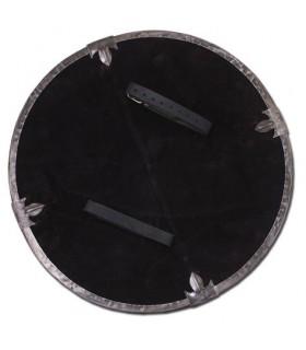 Viking madeira escudo, 61 cms.