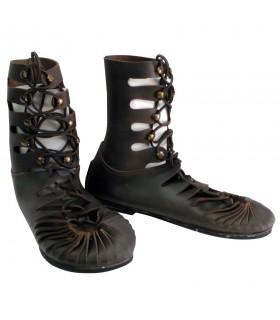 bota de couro greco-romana
