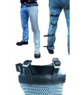 pernas chainmail medieval