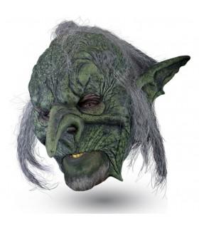 máscara Elf com cabelo