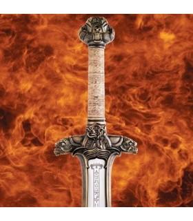 Atlante Espada Conan Funcional (licenciado)