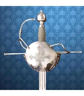 Mosqueteiros espada funcionais