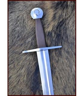 Formação espada de uma mão