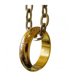 pingente de anel único Senhor dos Anéis