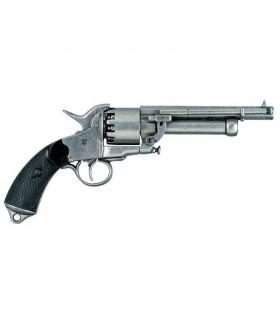 Confederate revólver Guerra Civil Lemat
