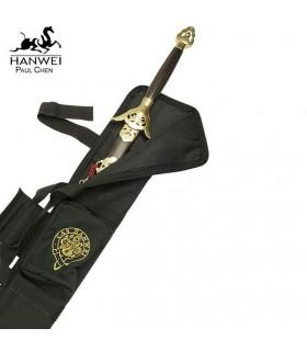 Saco para transportar espadas