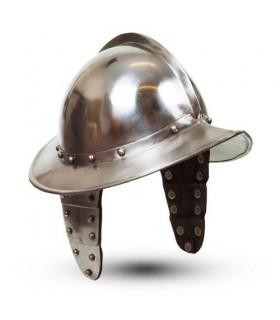 capacete Morion com asas