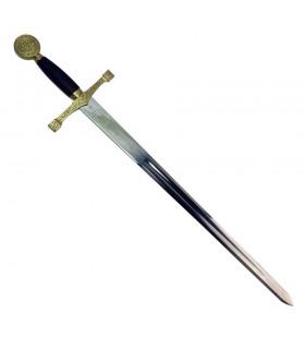 espada Excalibur Brassed, Cadete
