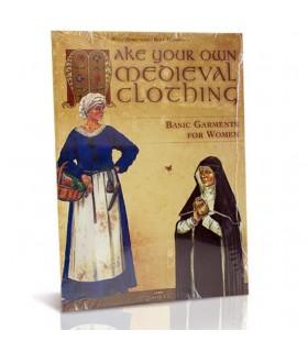 Roupas Femininas medievais livro