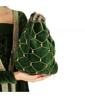 saco nobre medieval hairnet