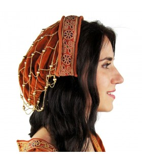 Cocar de Terracota hairnet medieval