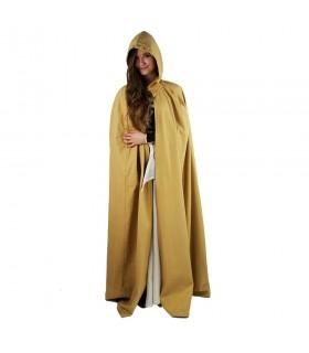 longo casaco preto Medieval