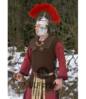 legionário Lorica Hamata Roman