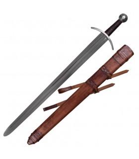 práticas espada peixe-espada medieval