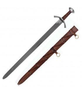 Maurice espada medieval funcional, século XIII