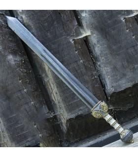 fibra de vidro Roman spatha, 85 cm.
