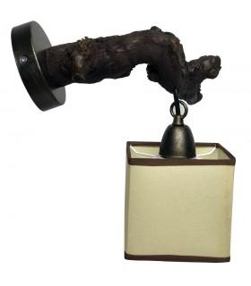 Aplicar Vid forjamento, 1 lâmpada