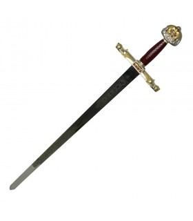 Espada CarloMagnoDe Luxe