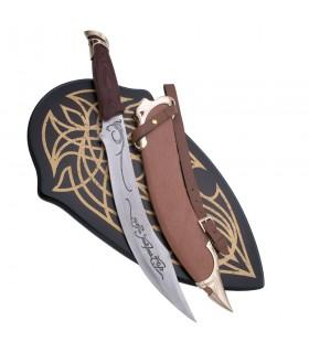 bainha de faca e o suporte Elf