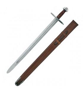 Espada Normanda para prácticas con vaina