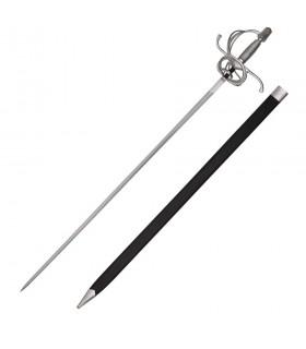 Espada Rapiera de laço do Renascimento