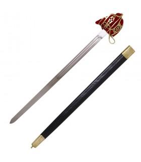 Espada Escocesa de cesta, año 1828