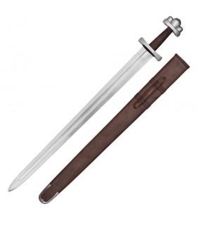 Espada Noruega con vaina, siglo X